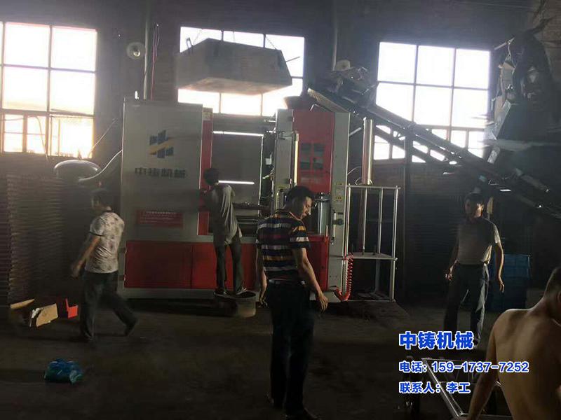 中铸机械湖南嘉禾客户案例展示