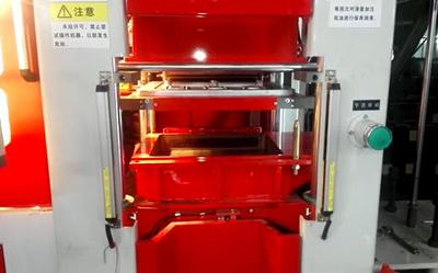 电机盖铸造造型视频,全自动铸造视频,全自动铸造机
