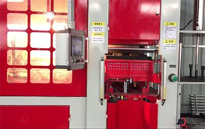 空压机配件铸造造型视频