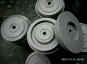 飞轮铸造造型机,飞轮铸造造型设备