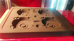 空压机配件造型机,铸造造型机厂家,铸造造型设备,自动化铸造