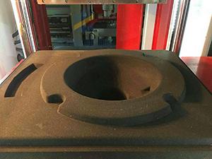 650X550造型机砂型