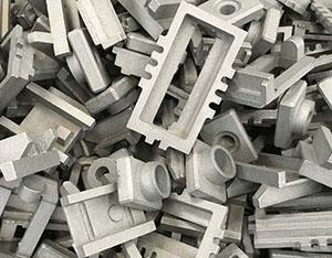 河南灰铁铸件铸造造型机