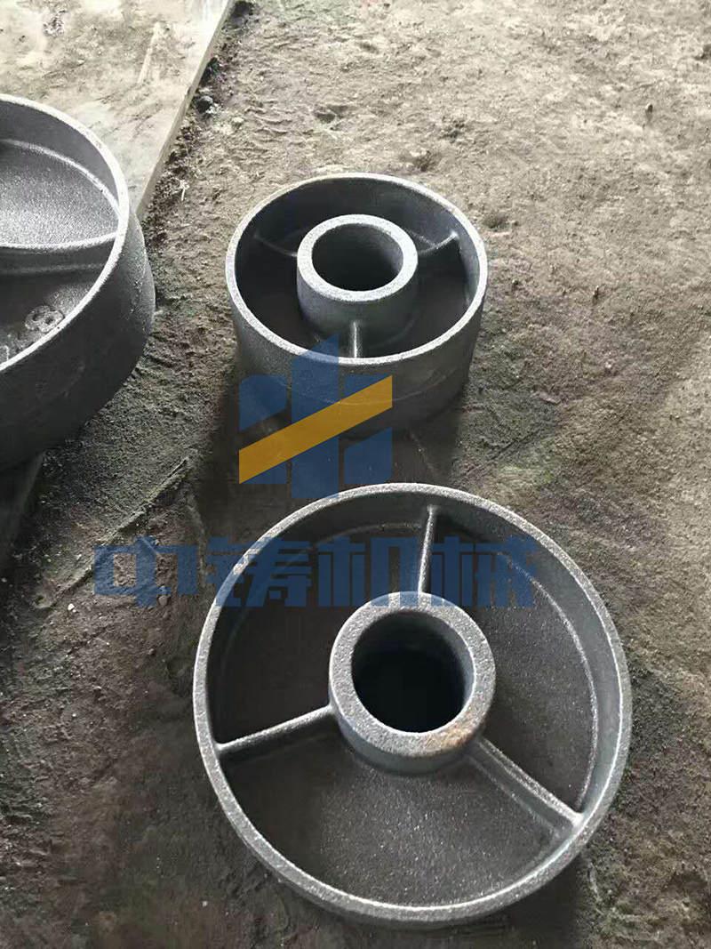 中铸造型机生产的铸件